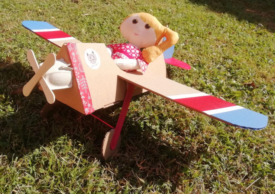 come fare un aereo